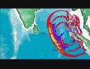 第58位:巨大津波