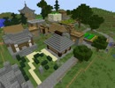 Minecraftで行く東海道五十三次の旅5話