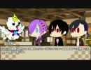 【一血卍傑COC】モモタケシュテンで「向日葵の向こうに」上
