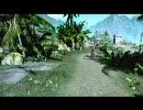 Crysis CryEngine2 Sandbox2 エディターデモ後半