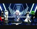 【MMD艦これ】5人の提督が一騎当千【MMD紙芝居】