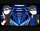 【MMDおそ松さん】長兄松にDaisuke Evolution踊って頂いた。