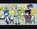 【うちの子全員で】My Favorite Vocaloid Song Medley改【カバー】