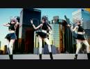 【艦これMMD】朝潮型がライアーダンスを踊ってくれました[Liar Dance]