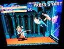 [実況]「ファイナルファイト(AC=PS2)」全ステージプレイ!