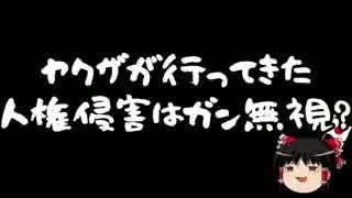 【ゆっくり保守】琉球新報は筋モンの味方か?