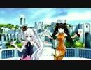 【MMD千年戦争】ナタク様とシビラちゃんでLoveMeIfYouCan
