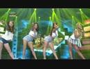 【k-pop】씨스타 (Sistar) – TOUCH MY BODY+LOVING U+SHAKE IT 뮤직뱅크(MusicBank) 170602
