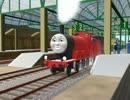 【MMDきかんしゃトーマス】偉い機関車のお通りだーい!【テスト動画】