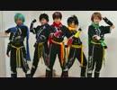 【あんスタ】流星隊でLove Ninja 踊ってみた【コスプレ】 thumbnail