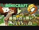 【日刊Minecraft】最強の匠は誰か!?黄昏の森 オーロラ宮殿2日目【4人実況】