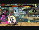 (Skullgirls)スカルガールズ 対戦動画142 Part.1 傘/イザ VS グリー/バンド/ベラ