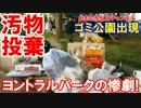 【韓国ソウルにゴミ公園が出現】 ヨントラルパークの惨劇!