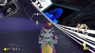 日本代表の底辺がマリオカート8DXを実況し