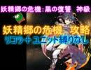 妖精郷の危機:黒の復讐 神級☆3【大英雄|ダークエルフのロアナ】