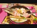 閃き(゚∀゚)!不思議丼3【秋刀魚のベーコン巻き】