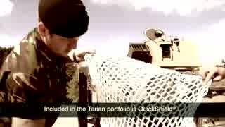世界最軽量のスラット装甲