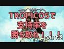 【実況】TROPICO5で支持率を勝ち取れ!!! part2