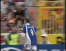 名勝負 EURO2000 スペイン対ユーゴスラビア