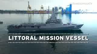 インディペンデンス級沿海域任務艦