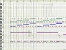 MIDI で ROCKMAN X2 OP STAGE の曲を 耳コピ。