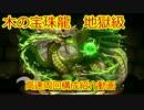 【パズドラ】木の宝珠龍地獄級高速周回(ソロ)