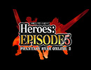 『PSO2』「Heroes:EPISODE5」ティザームービー