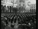 イタリア統治時代のリビアの一コマ