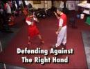 [Russ Anberのボクシング講座] 9. 右ストレートの防御