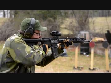 AR15をフルオートで壊れるまで連射