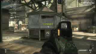 【CoD:Ghosts】 スクワッドモード Kill Confirmed @ Strikezone