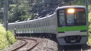 狭間駅(京王高尾線)を通過・発着する列車を撮ってみた