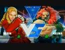 CEO2017 スト5 LosersFinal Punk vs XsK_Samurai