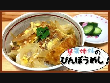 琴葉姉妹のびんぼうめし!part02「カツ丼(?)」