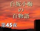 白坂小梅の百物語 ~第45夜 タイムカプセル~