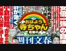 【週刊文春・新潮】「豊田真由子」その女代議士、凶暴につき 2017.06.22
