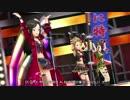 【デレステMV】SSR五人の「純情Midnight伝説」【2Kドットバイドット付き】