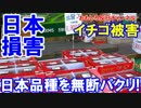 【韓国産イチゴの9割が日本品種】 無断パクリで日本大損害!