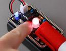 ロボットエンジニアが作った電子おもちゃ『のらぴか 染-some-』で遊んでみた