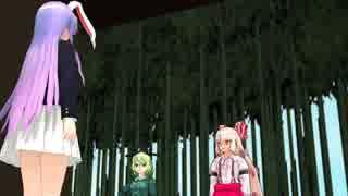 【第9回東方ニコ童祭】 妹紅と屠自古