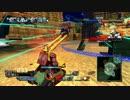 ジャパリバスっぽい色のガンタンクで遊ぶバトオペNEXT