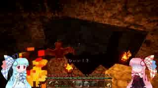 【Minecraft】琴葉姉妹がサバイバル生活するようです 3【VOICEROID2実況】
