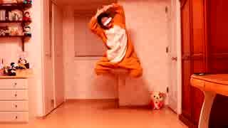 ニコニコでみた動きメドレーを踊ってみた@丸井かお