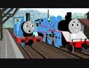 きかんしゃトーマスMMD 「トーマスとC11トーマス号」