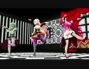 【MMD】サボテン アイビー カトレア で ライアーダンス【花騎士】