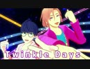 【MMDA3!】Twinkle Days【カフェ友】