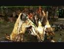 【MHF-Z】会長が穿龍棍を使ってヒュジキキを攻略実況