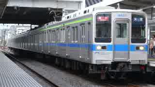 岩槻駅(東武野田線/アーバンパークライン)を発着する列車を撮ってみた