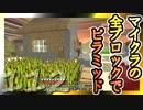 【Minecraft】マイクラの全ブロックでピラミッド Part112【ゆっくり実況】