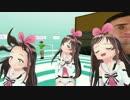 【MMD】ちびあいちゃんずで Everybody - Backstreet Boys